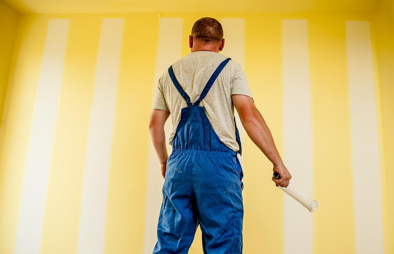 peintre a domicile